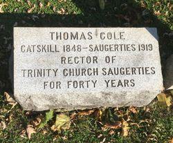 Rev Thomas Cole