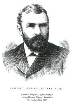 Charles Lewis Benjamin