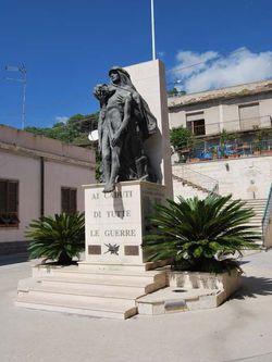 Monumento ai caduti - 1a e 2a guerra mondiale
