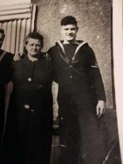 Petty Officer John Richard McSparron