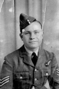 Flight Sergeant (Air Gnr.) Albert Edward Lefort