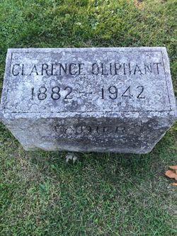 Clarence C Oliphant