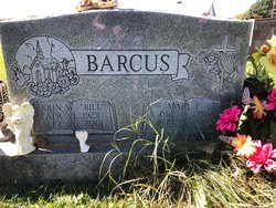 Mary Ellen <I>Hill</I> Barcus