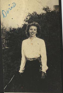 Doris <I>Platt</I> Greeney