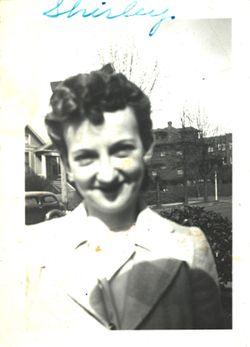 Shirley Mae <I>Rinehart</I> Bronson