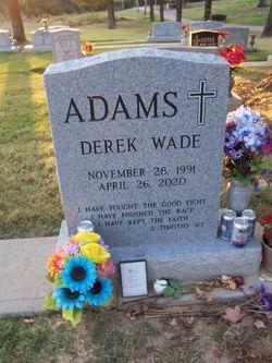 Derek Wade Adams