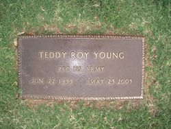 Teddy Roy Young
