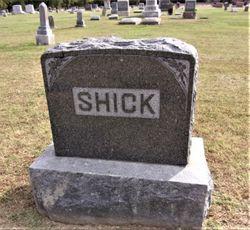Harry Ernest Shick