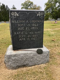 "Catherine G. ""Aunt Kate"" Lindeman"