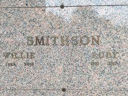 Willie Brown Smithson