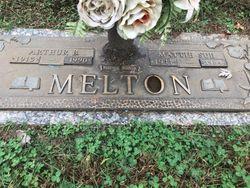 """Mattie Sue """"Susie"""" <I>McCullough</I> Melton"""