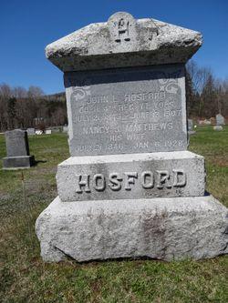 John L Hosford