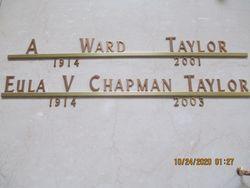 Eula V <I>Chapman</I> Taylor
