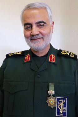 MG Qassem Soleimani