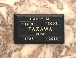 Harry M Tazawa