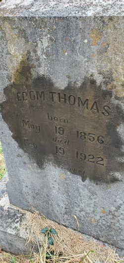 Edom M. Thomas