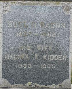 Buel Daniel Bacon