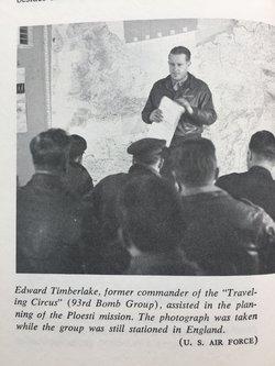 """Gen Edward Julius """"Ted"""" Timberlake Jr."""