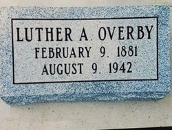 Luther Anderson Overby