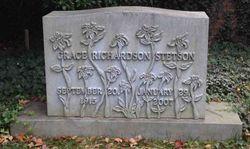 Grace <I>Richardson</I> Stetson