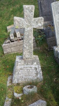 Edith MacKenzie <I>Low</I> Rees