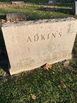 Dr Homer Burton Adkins