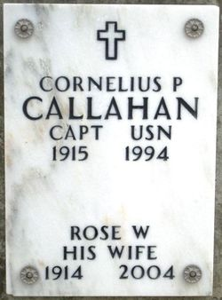 Rose W Callahan