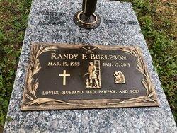 "Randall Frank ""Randy"" Burleson"