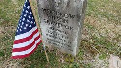 Sgt Woodrow Wilson Gravenor
