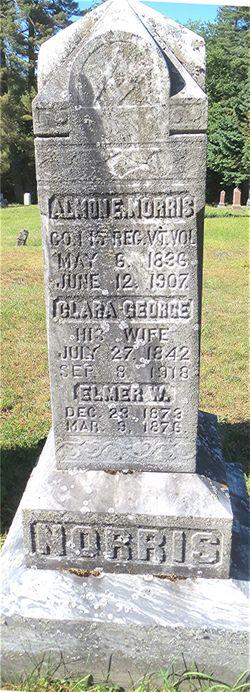 Clara <I>George</I> Norris