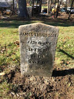 PVT James Thurston Jr.