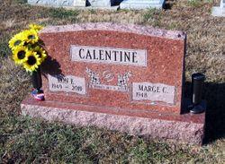 """Ronald E. """"Ron"""" Calentine"""