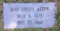 Mary Louise <I>Adkins</I> Alton