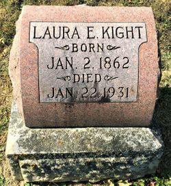 Laura E <I>Short</I> Kight