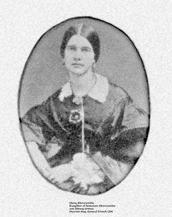 Mary Fontaine <I>Abercrombie</I> French