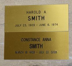 Harold Alonzo Smith