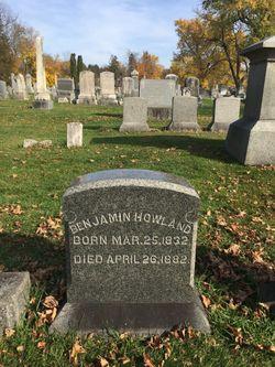 Benjamin Howland