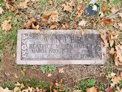 Benjamin L Winter