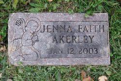 Jenna Faith Akerley