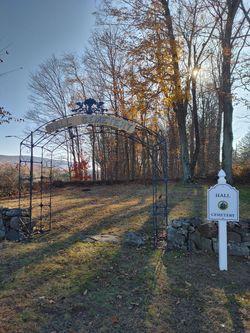 Hall Corner Cemetery