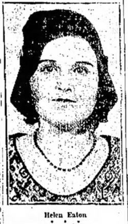 Helen Ruth <I>Spence</I> Eaton