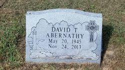 David T Abernathy