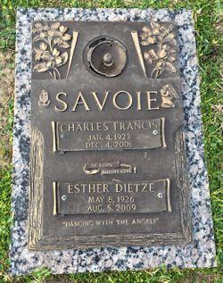 Charles Francis Savoie