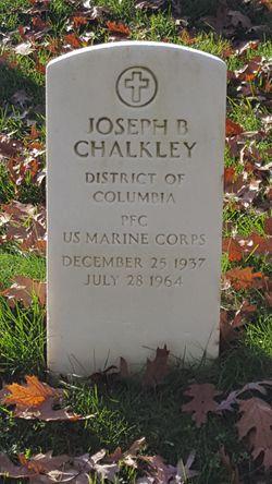 Joseph B Chalkley