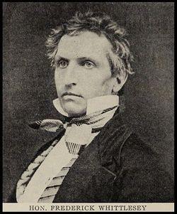 Frederick Whittlesey