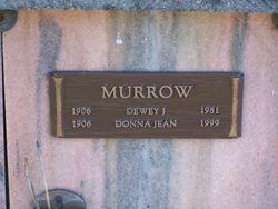 Dewey Joshua Murrow