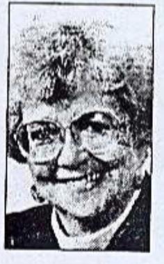 Gloria Joan Bach