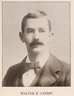 Walter Kumler Landis
