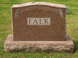 """Gwendolyn Ouida """"Gwennie"""" <I>Ellis</I> Falk"""