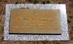 Emery Commander Hardee